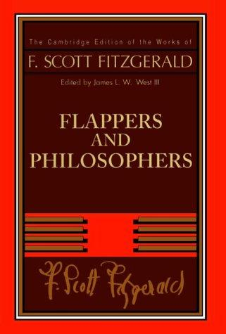 Flappers and Philosophers by F. Scott Fitzgerald