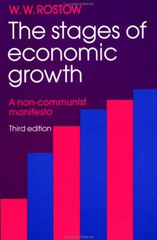 Download The stages of economic growth