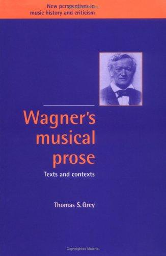 Download Wagner's musical prose
