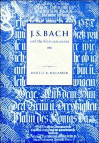 Download J.S. Bach and the German motet