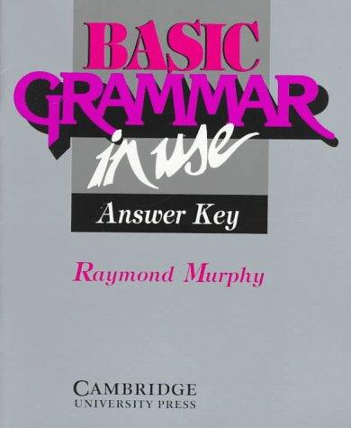 Download Basic grammar in use