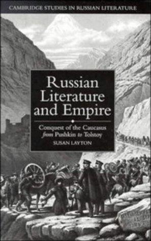 Download Russian literature and empire
