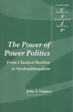 The power of power politics