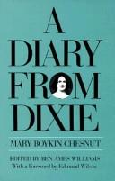 Download A diary from Dixie