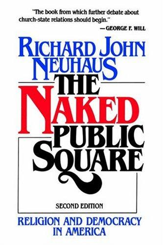 Download The Naked Public Square