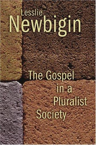 Download The Gospel in a pluralist society