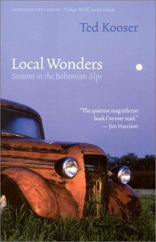Local wonders by Ted Kooser
