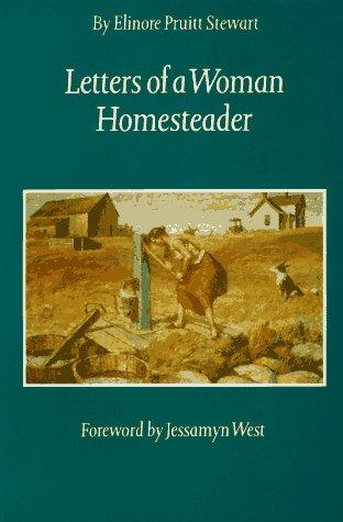 Download Letters of a woman homesteader