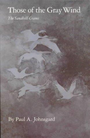 Download Those of the gray wind, the sandhill cranes