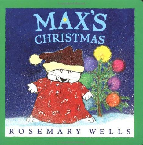 Download Max's Christmas Board Book (Max and Ruby)