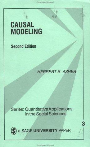Download Causal modeling