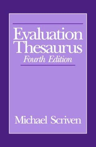 Download Evaluation thesaurus