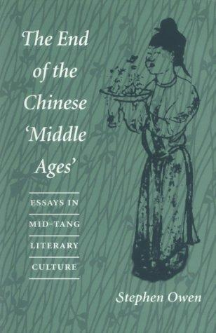 Download The end of the Chinese 'Middle ages'