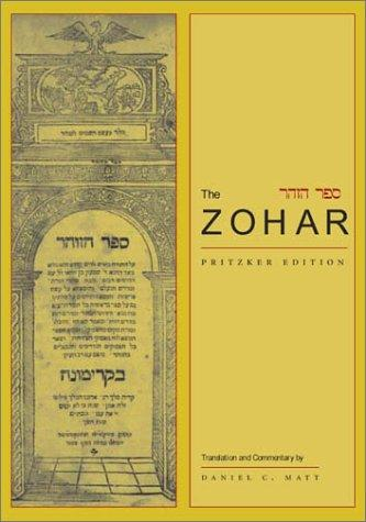 Download The Zohar