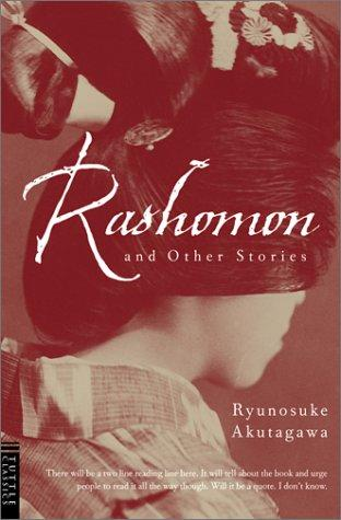 Download Rashomon and Other Stories: