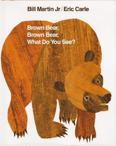 Download Brown bear, brown bear, what do you see?