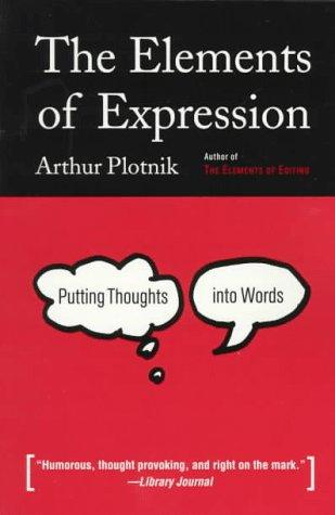 Download The Elements of Expression