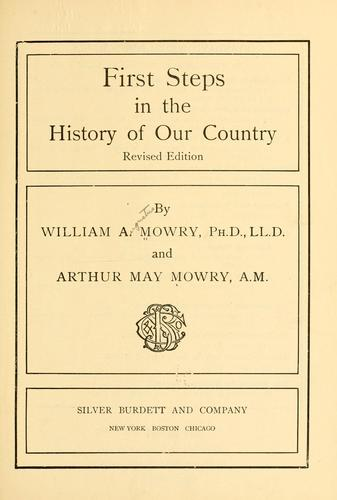 Download First steps in the history of our country