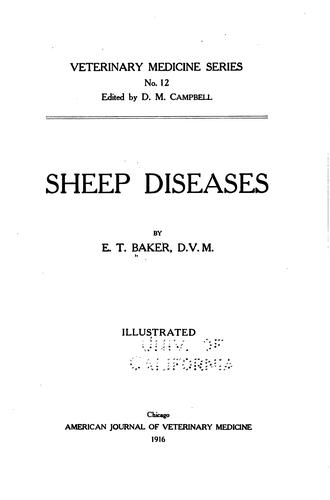 Download Sheep diseases