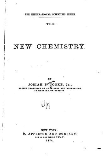 Download The new chemistry.