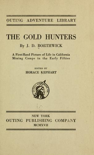 Download The gold hunters