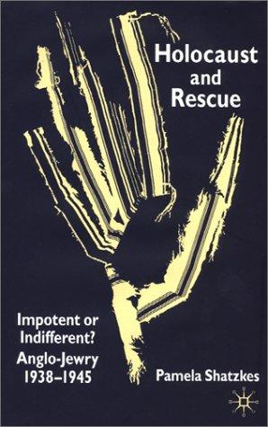 Download Holocaust and Rescue