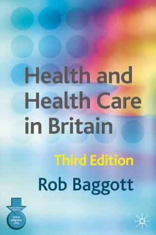 Download Health and Health Care in Britain