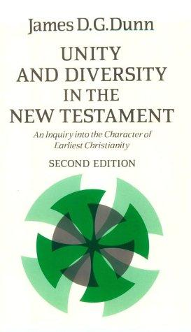 Download Unity and diversity in the New Testament