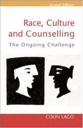 Download Race, Culture and Counselling