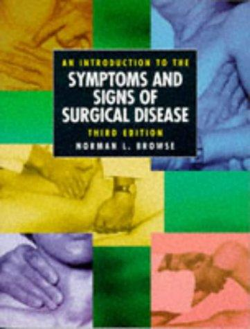 Download An Introduction to the symptoms and signs of surgical disease