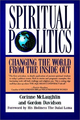 Spiritual politics by Corinne McLaughlin