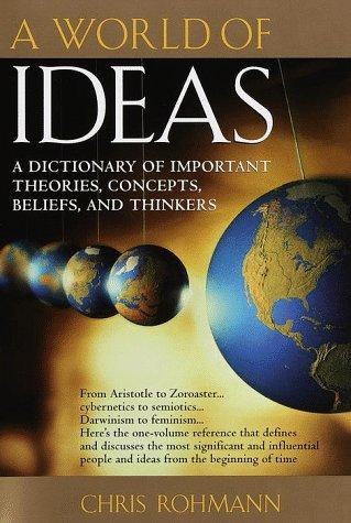 Download A world of ideas