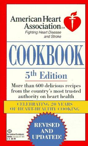 American Heart Association Cookbook by American Heart Association