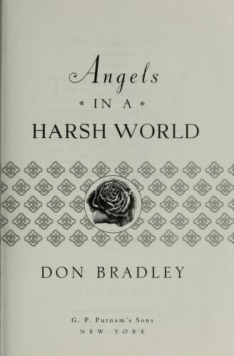 Cover of: Angels in a harsh world by
