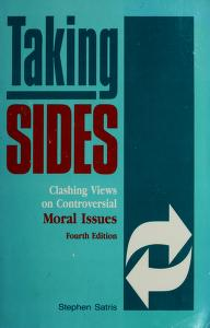 Cover of: Taking Sides   Stephen Satris