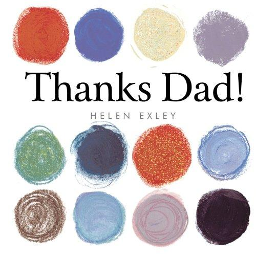 Thanks Dad (Giftbook) by Helen Exley