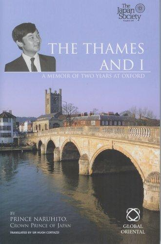 The Thames And I by Prince Naruhito