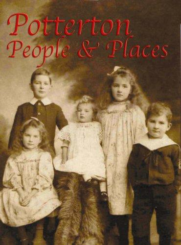 Potterton People and Places by Homan Potterton