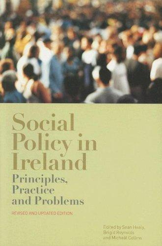 Social Policy in Ireland by Sean Healy