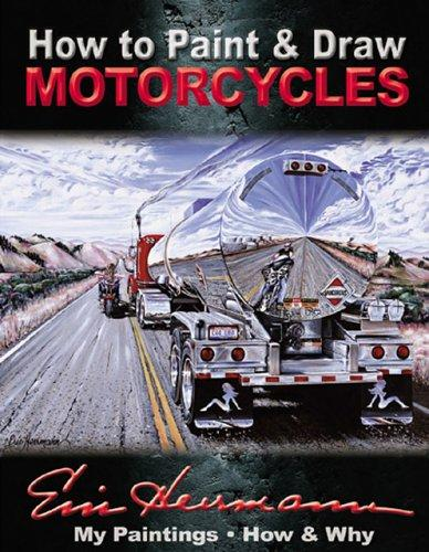 Image 0 of How to Paint & Draw Motorcycles