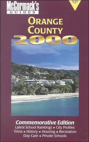 McCormack's Guides Orange County 2000 by Don McCormack