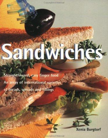 Sandwiches by Xenia Burgtorf