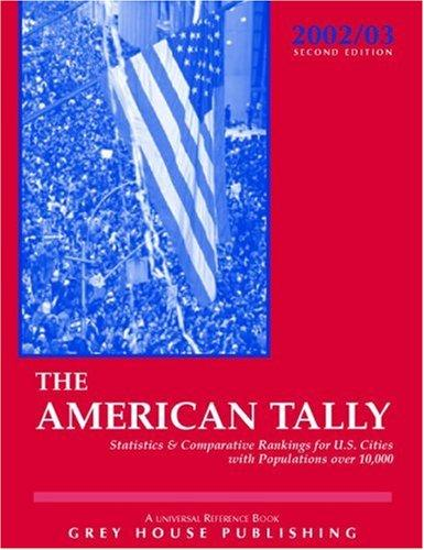 The American Tally 2003 by David Garoogian