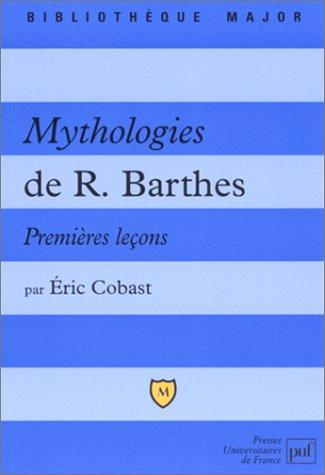 Mythologies de R.Barthes by Eric Cobast