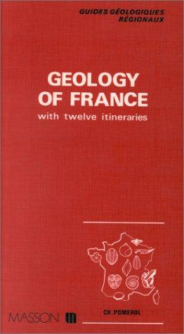 Geology of France by Charles Pomerol