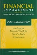 Financial Empowerment: More Money for More Mission  by Peter C. Brinckerhoff
