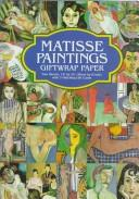 Matisse Paintings Giftwrap Paper by Henri Matisse
