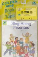 Sing Along Favorites Book/Tape by Golden Books