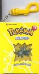 Electric Pokemon (Key Chain Book) by Golden Books