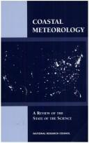 Coastal Meteorology by National Research Council.